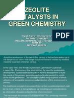 Greeen Chemistry