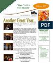 October CIAA Newsletter
