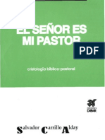 carrillo alday, salvador - el señor es mi pastor
