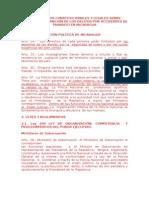 FUNDAMENTOS CONSTITUCIONALES Y LEGALES SOBRE PREVENCIÓN Y SANCIÓN DE LOS DELITOS POR ACCIDENTES DE TRANSITO EN NICARAGUA