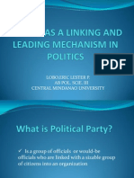 PARTIES AS A LINKING AND LEADING MECHANISM IN.pptx