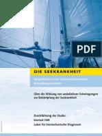 Studiu medical Sea-Sickness germană