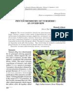 Phytochemistry of Turmeric