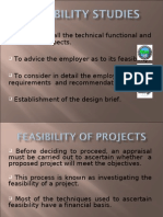 Feasibility Studies (Building Surveying UiTM)