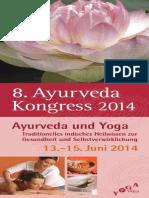 Ayurveda Kongress 2014