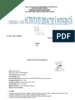 PROIECT DE ACTIVITATE DIDACTICĂ INTEGRATA-lore.doc