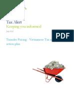 Deloitte Vietnam - Tax Alert on Decision 1250 on Transfer Pricing_ July 2012