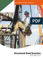 Structural Steel Erection Best Practices