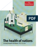 2004-07-17 the Health of Nations - The Economist - Tome 1