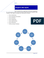 Project Life Cycle-SEED Processing UNIT
