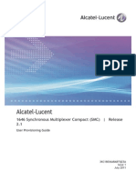 3KC18036ABABTQZZA_V1_Alcatel-Lucent 1646 Synchronous Multiplexer Compact (SMC) Release 2.1 User Provisioning Guide
