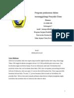 PBL BLOK 26 SP. PROGRAM PUSKESMAS DALAM PENANGGULANGAN DIARE . SHANNAZ.doc