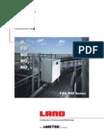 LAND FGA 900 Series English