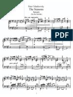 Tchaikovsky - June - Barcarolle.pdf