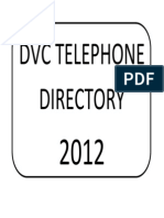 KVK Telephone Directory | Agriculture | Land Management