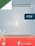 Lucha Contra Disciminacion Manual