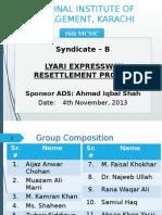 Lyari expressway  rehabilitation  project.pptx