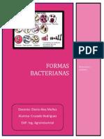 Formas Bacteriana1