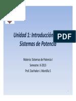 Unidad I. Introducción a los Sistemas de Potencia_v2