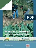 Manual de Cultivos Para la Huerta Orgánica Familiar