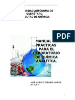 MANUAL DE PRÁCTICAS ANALÍTICA 2013b
