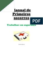 Manual de Primeiros Socorros