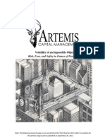 ArtemisVegaQ32012 Volatility of an Impossible-Object