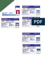 I.D CARD