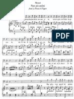 Mozart - Non Piu Andrai - Le Nozze Di Figaro