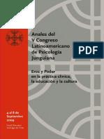 ed  digital anales v congreso latinoamericano de psicologia junguiana 1
