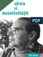 Benefica - Revizuirea Teoriei Relativitatii