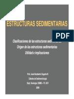 Tema 3 - Estructuras Sedimentarias