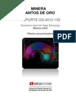 OS-2012-155-2D Mantos de Oro-Molino Sag-EscaneoLaser-Tapa Descarga (2012-Julio 26) (1)