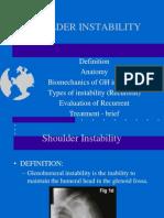 Shoulder Instability.ppt