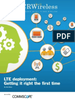LTE Deployment-Getting It Right First Time Report AD-105943