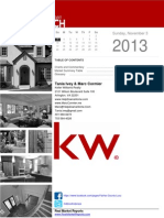 Falls Church Real Estate Marketing Report for Nov 3 2013