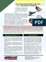 Omnicon Sneak Analysis BrochureRevA8.5x11
