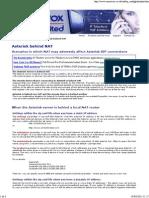 Smartvox - How to Configure Asterisk for NAT