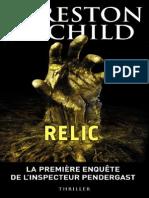 Relic [Pendergast 01] - Preston.pdf