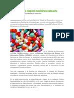 23/10/13 ciudadania - express SSO gasta 240 mdp en medicinas cada año