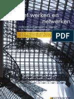 Net Werken en Netwerken Nyenrode Business Universiteit