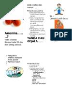 LAEFLET anemia.doc