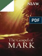 The Gospel of Mark, NIrV