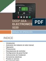 Deep Sea Electronics Plc 5220