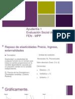 Fundamentos Micro para la Evaluación Social de Proyectos