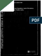 Manual limba romana Humanitas clasa a XI-a