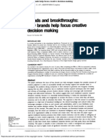 Brands and breakthroughs- How brands help focus creative decision making.pdf