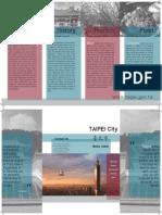 Hometown brochure design