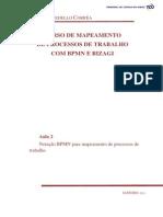 Curso Mapeamento BPMN Bizagi - Aula 2_v 2013 - Gateway