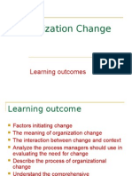 1 Initiating Change & Interaction of Context & Chnage